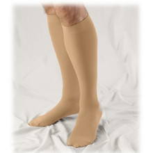 TRUFORM 8845: 30-40 Knee High with Soft Top Closed Toe