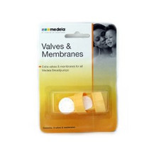 Medela Valves & Membranes For All Medela Breastpumps