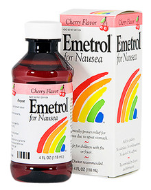 EMETROL LIQUID CHERRY 4OZ