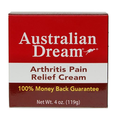 Australian Dream Arthritis Cream 2oz