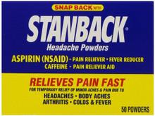 Stanback Headache Powder 50ct