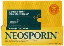 NEOSPORIN OINTMENT 1OZ Neosporin Original Ointment 1 oz First Aid Antibiotic