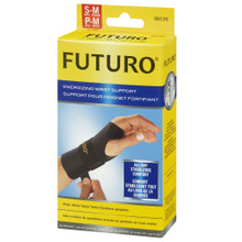 FUTURO WRIST SUPPORT LEFT SMALL/MEDIUM