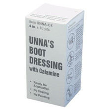 UNNA BOOT W/ CAL 4X10YD