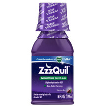 ZZZQUIL LIQUID 6OZ