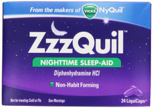ZzzQuil LiquiGel 24ct