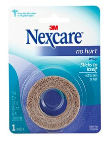 "Nexcare Tape No Hurt 1""x5yd"