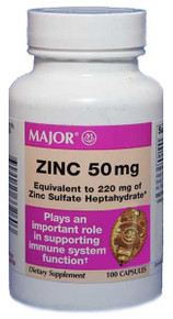 Zinc Sulfate Oral Capsule 220(50)mg