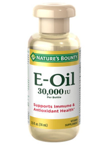 Nature Bounty Vit E Oil 30000iu 2.5oz