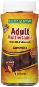 Nature Bounty Your Life Multivit Gummy 75ct