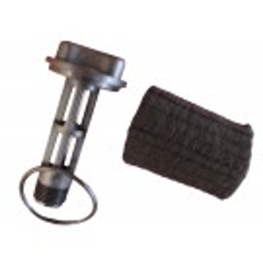 Plastic Internal Filter Screw Cap With Filter and O-Ring