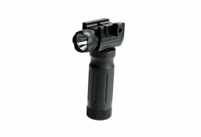 Tactical Fore End Grip w/750 Lumens Lamp Only