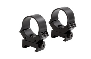 Adjustable Airgun Rings & Ring/Base Combos - 30mm Weaver Base - SM0230