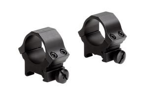 """Sport Rings Standard (Weaver) Picatinny - 1"""" - Med - SM054"""