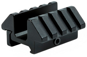 45 Degree Accessory Mount - Dual Rail - SM9412