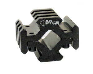 Universal Barrel Tri-Rail Mounts - SM5RB