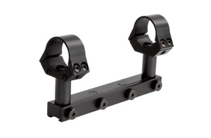 "Airgun Scope Mounts - 1"" Ul High 11mm Base Combo - SM7702"