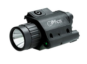 3w 250 Lumen Clear Light Green Laser/Strobe - CLF-SG