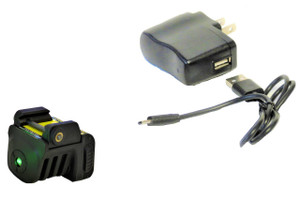 Rechargeable Subcompact Handgun Laser-CLR-SCL