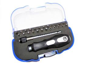 27 Pc Prof Comp Gunsmith Screwdriver Set-ST2700