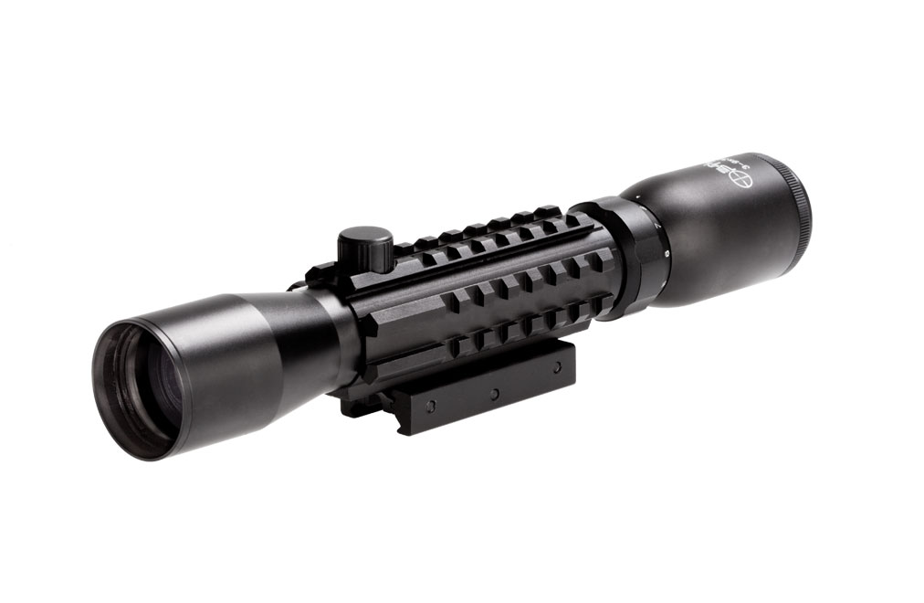 Tri-Rail Tactical Scopes