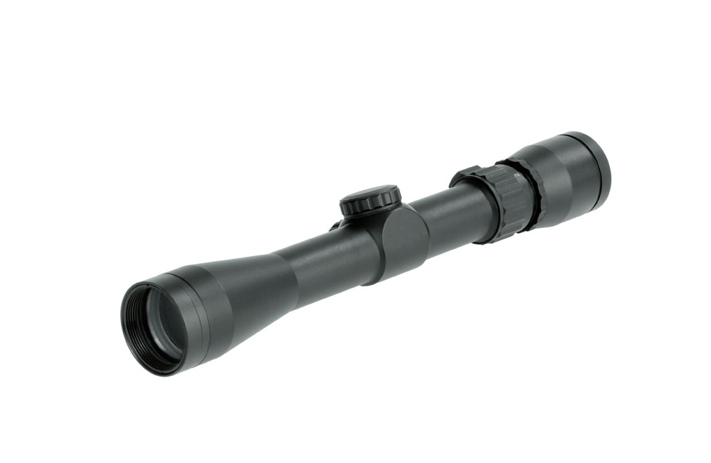 Extreme Recoil Handgun Scope