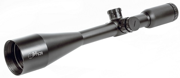 Fixed Power 2nd Plane Specialty Scopes