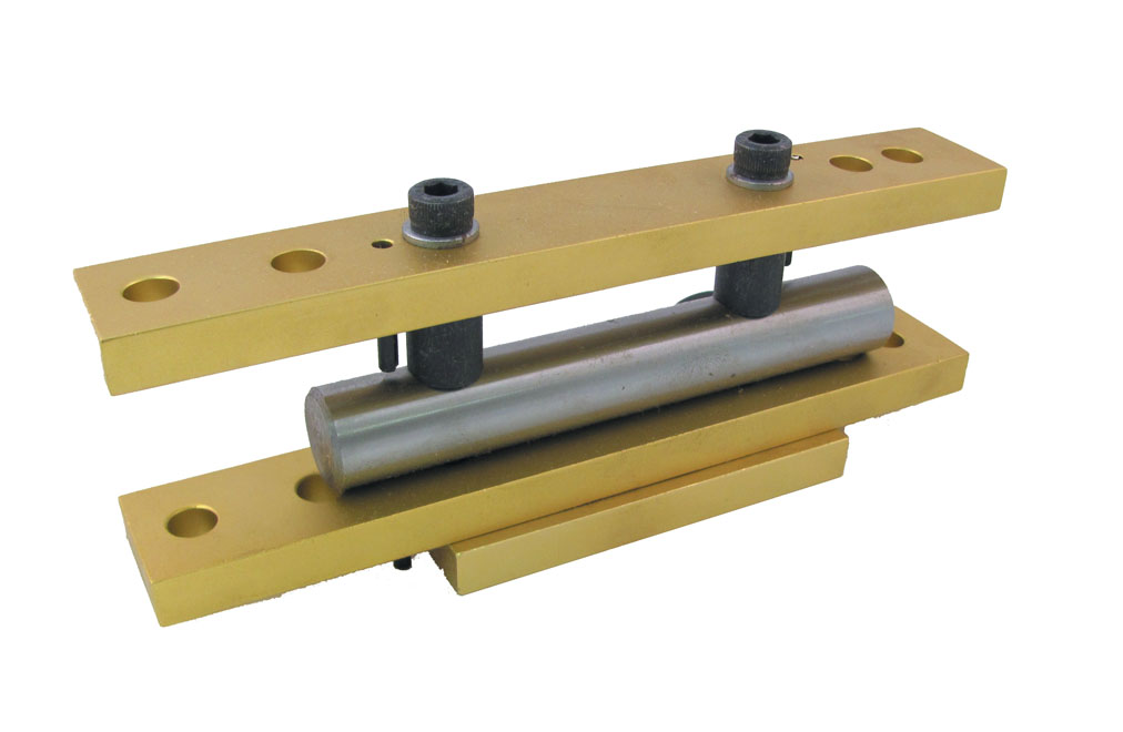 Scope Mount Drill Jig