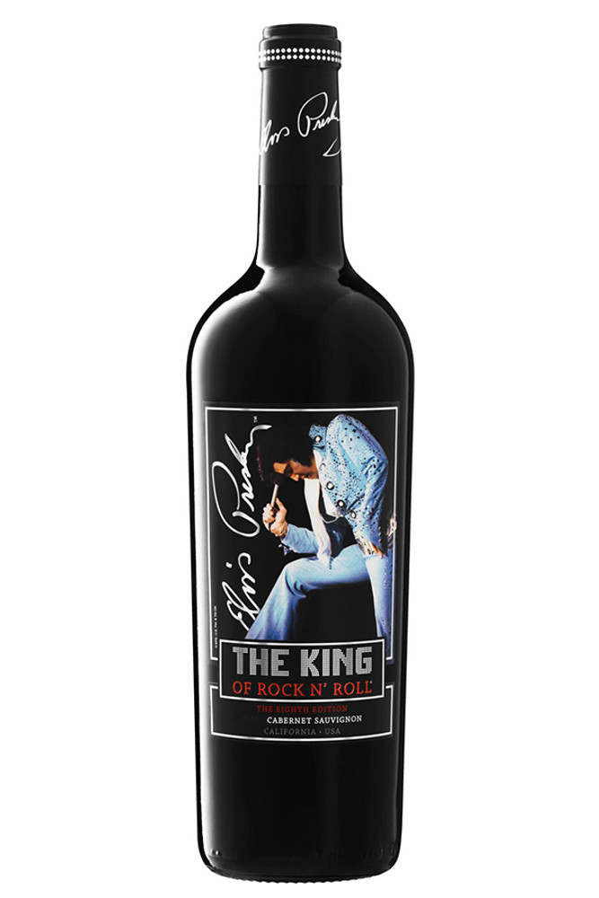 "Elvis ""The King"" Cabernet Sauvignon"