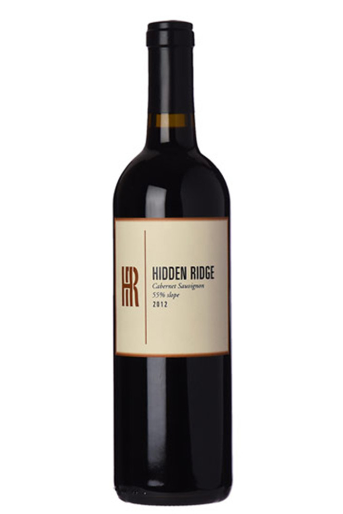 Hidden Ridge 55% Slope Cabernet Sauvignon
