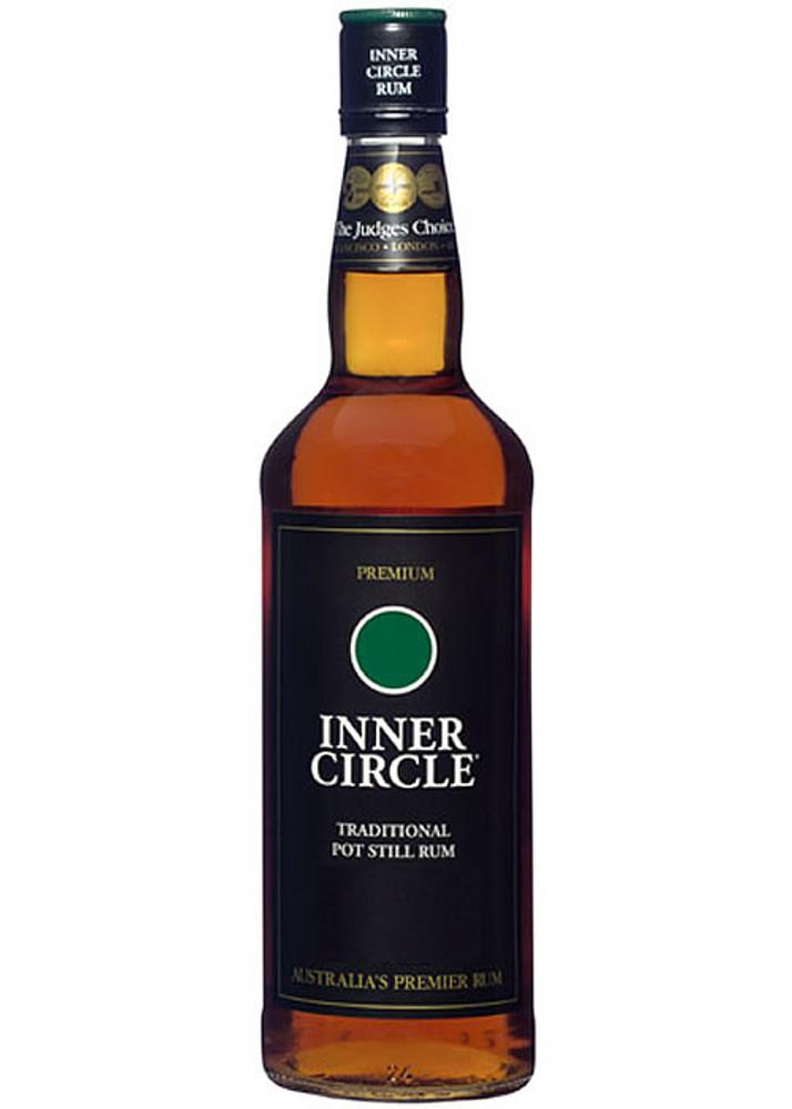 Inner Circle Blue Dot Rum