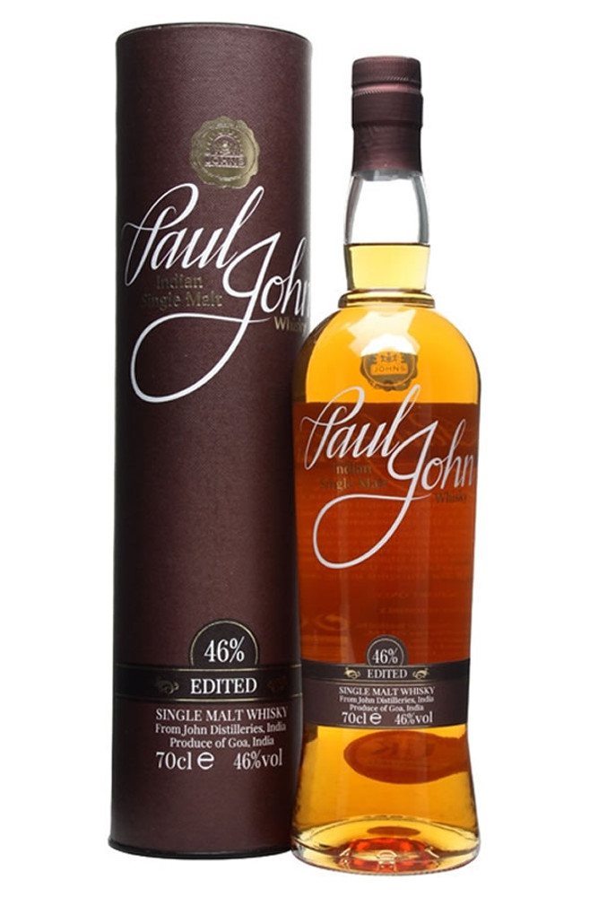 Paul John Edited Indian Single Malt