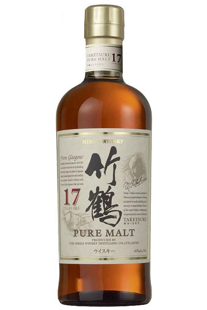 Nikka Taketsuru Pure Malt 17 Year