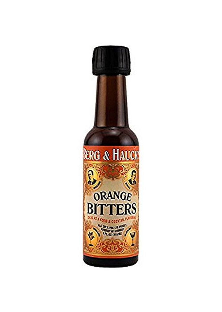 Berg & Hauck's Orange Bitters