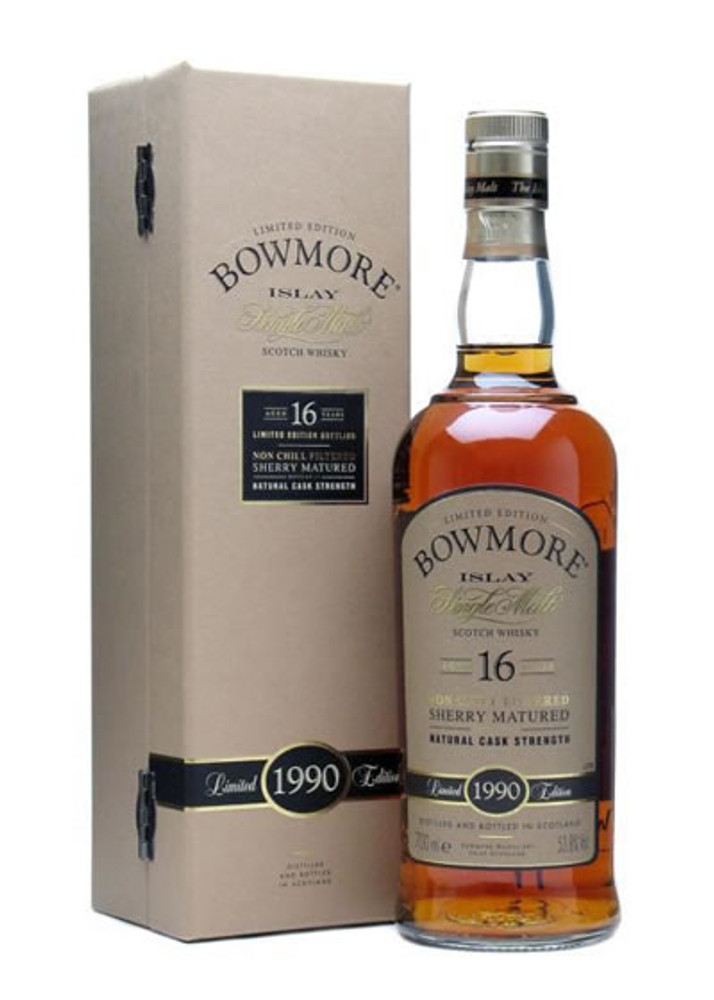 Bowmore 16 Years Old