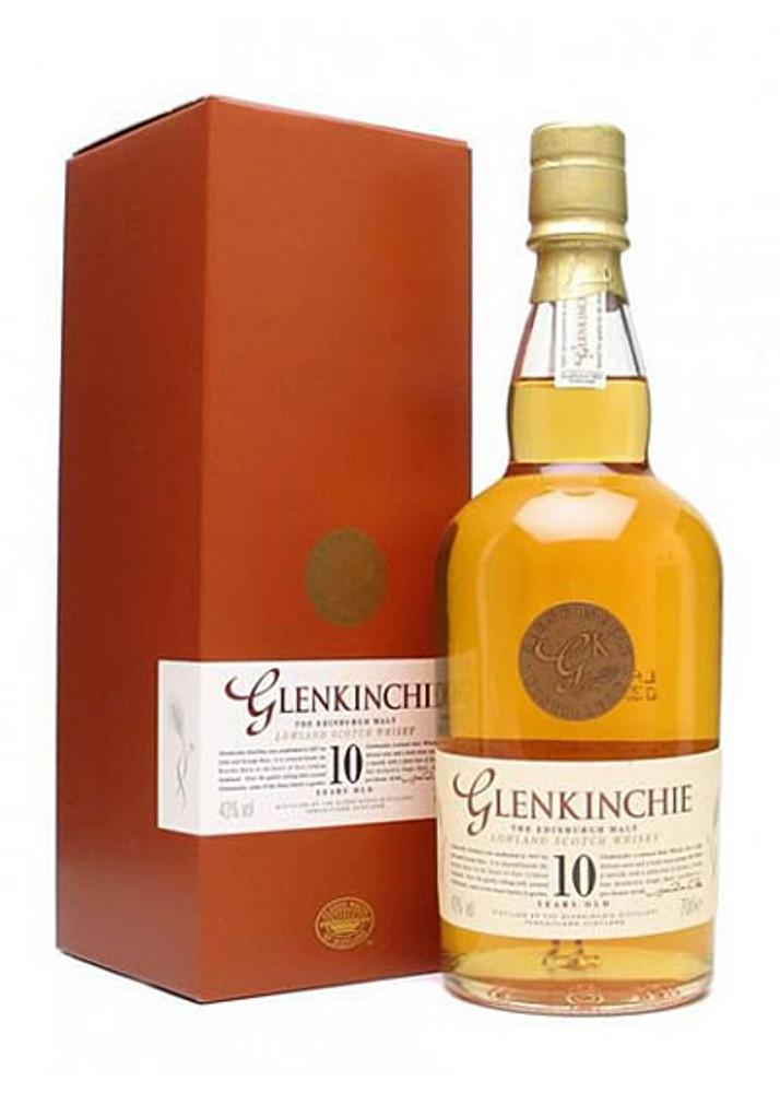 Glenkinchie 10 Years Old