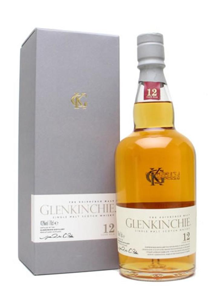 Glenkinchie 12 Years Old