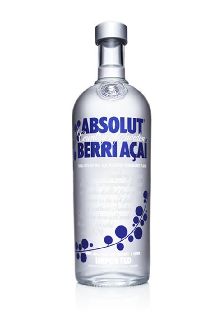 Absolut Berri Acai