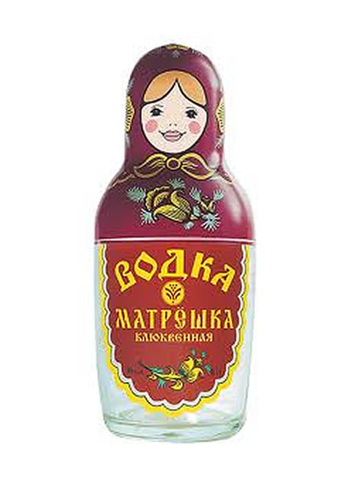 Matrioshka Cranberry