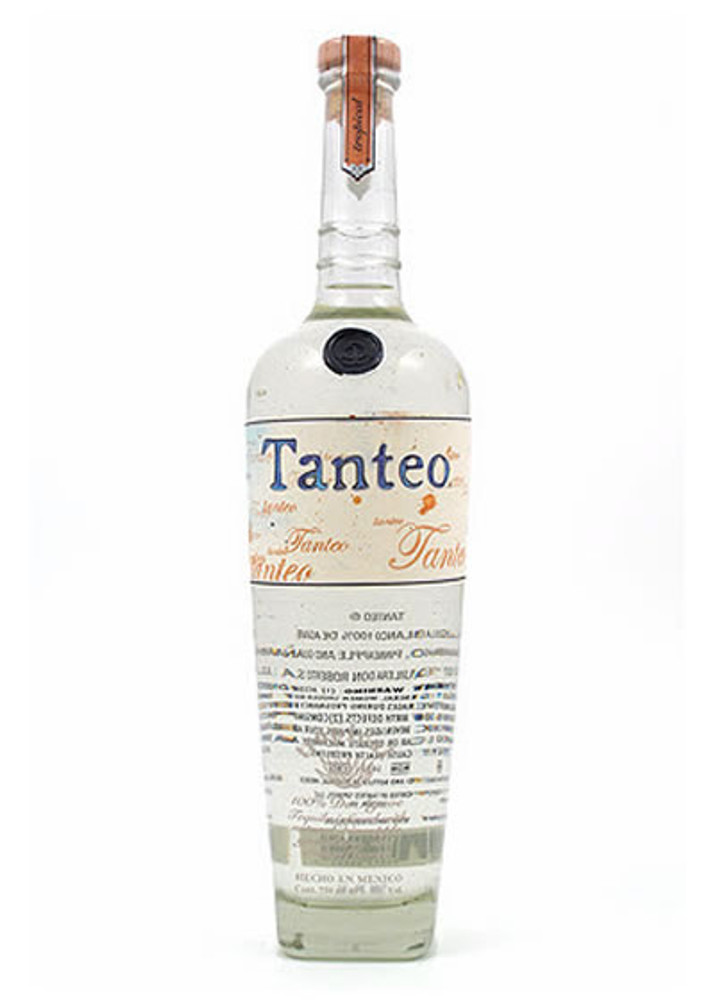 Tanteo Tropical Infused Tequila