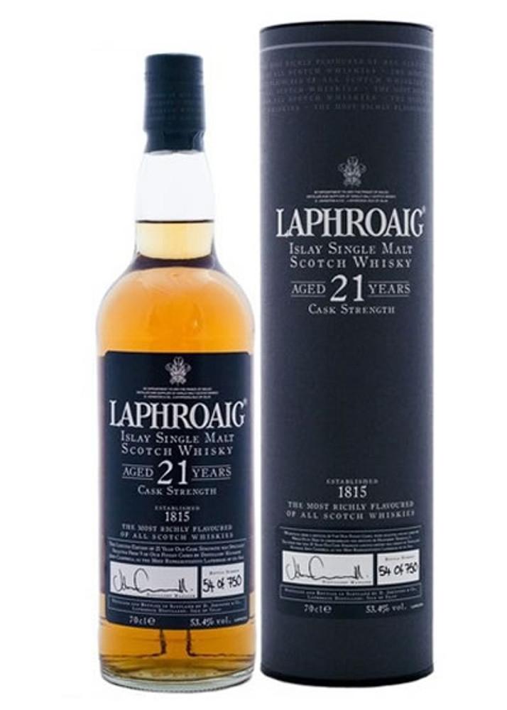 Laphroaig 21 Year