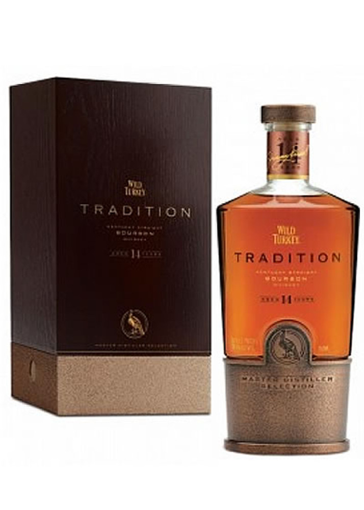 Wild Turkey Tradition 14 Year