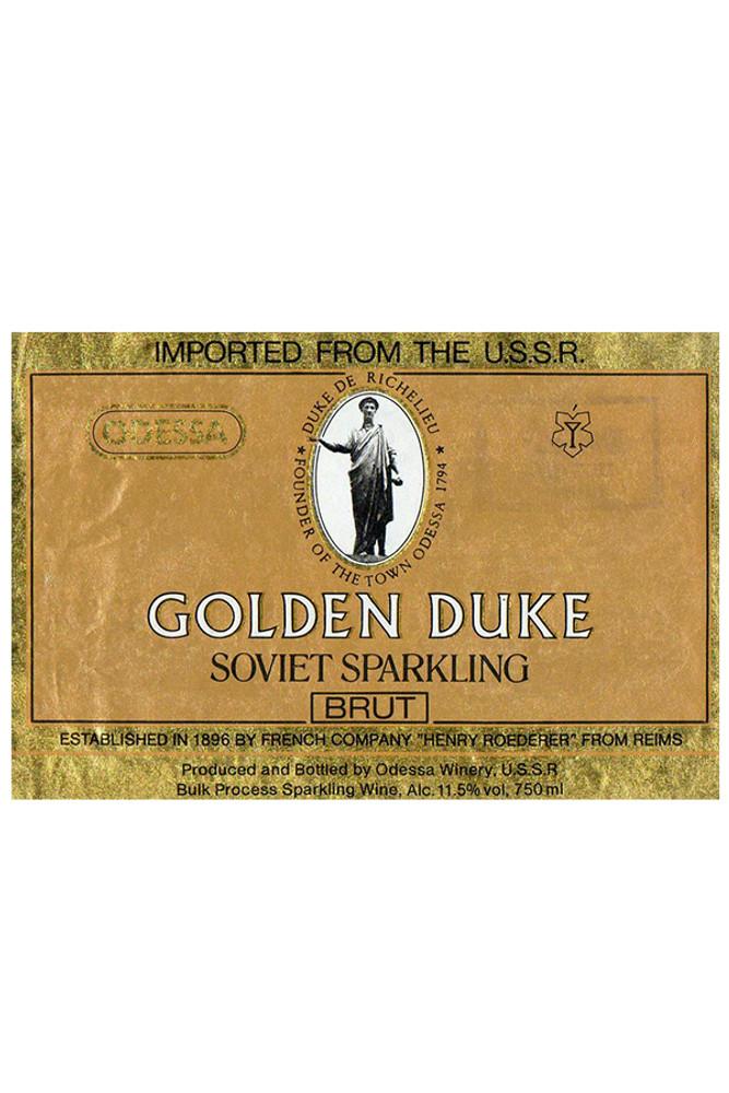 Golden Duke Brut