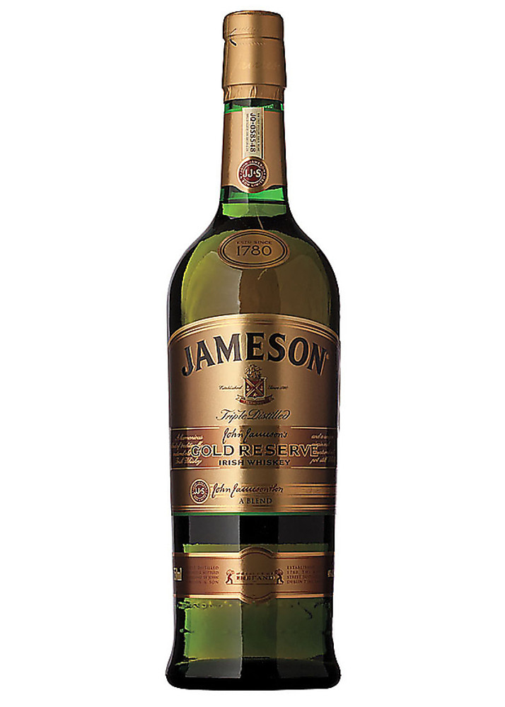 Jameson Gold Reserve 750