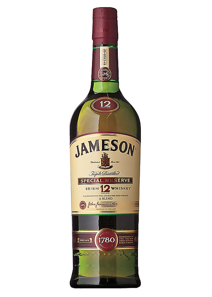 Jameson 12 Years Old 750