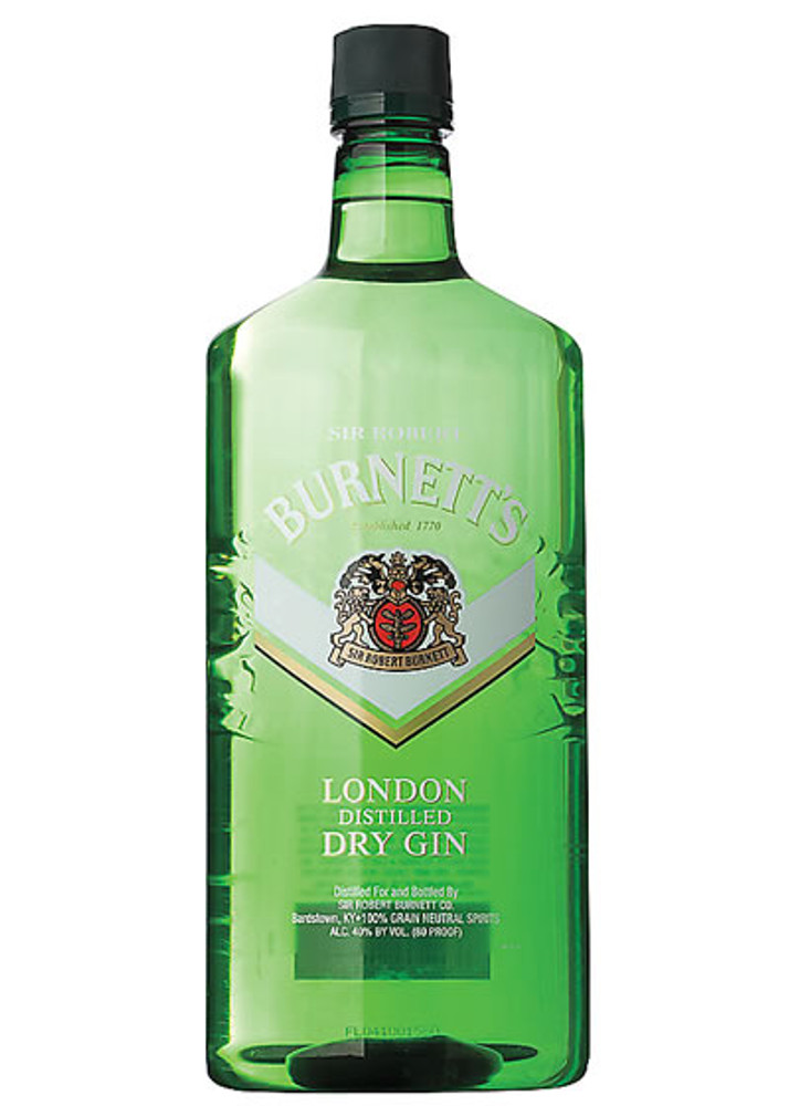Burnetts Gin 1.75L
