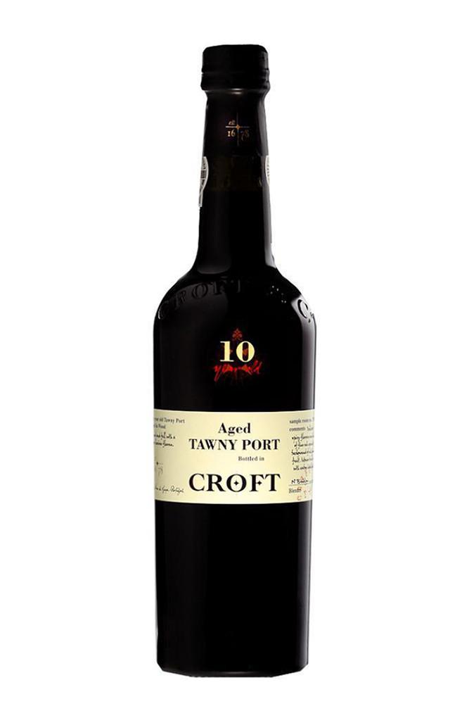 Croft 10 Year Old Tawny Port