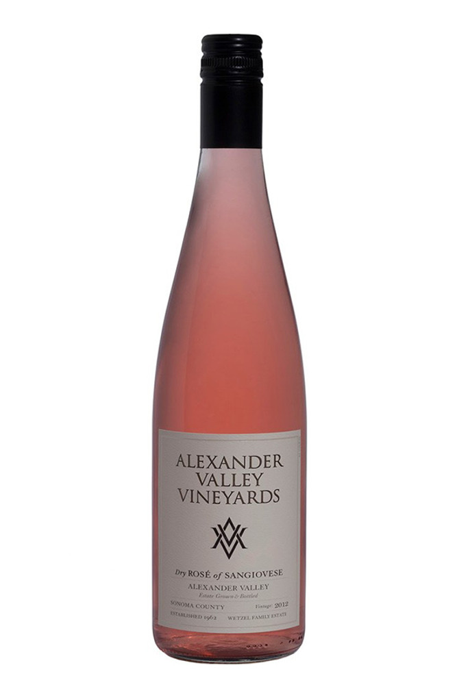 Alexander Valley Vineyards Dry Rose of Sangiovese