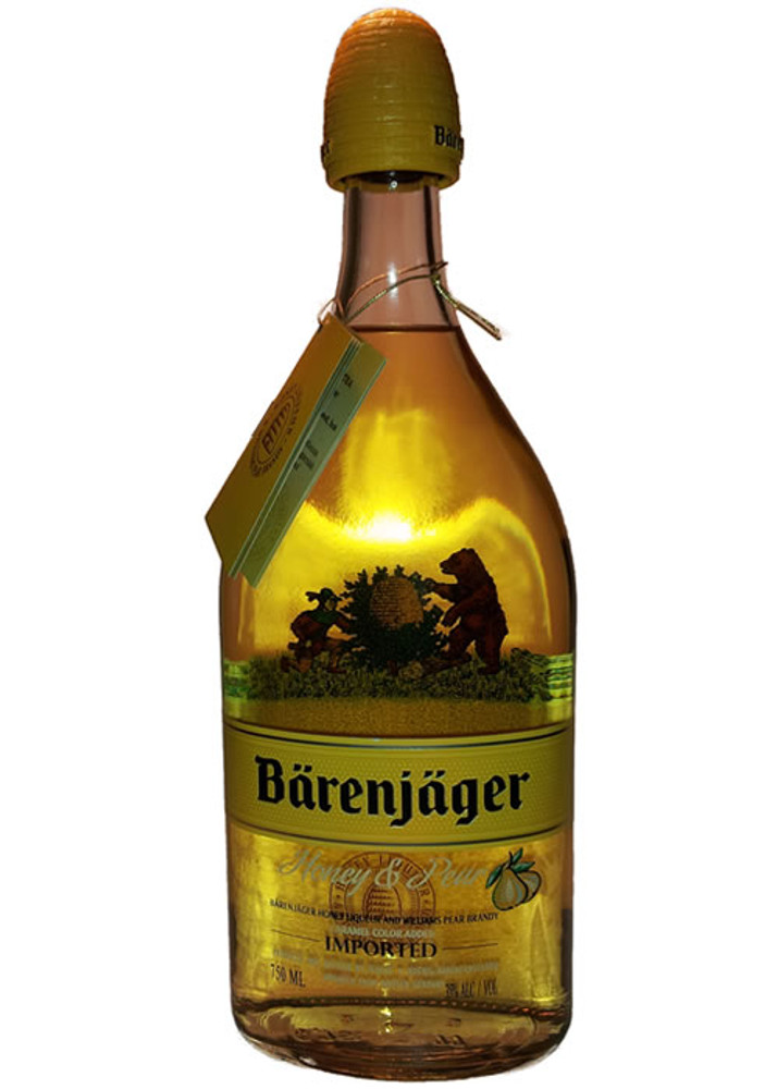 Barenjager Honey & Pear