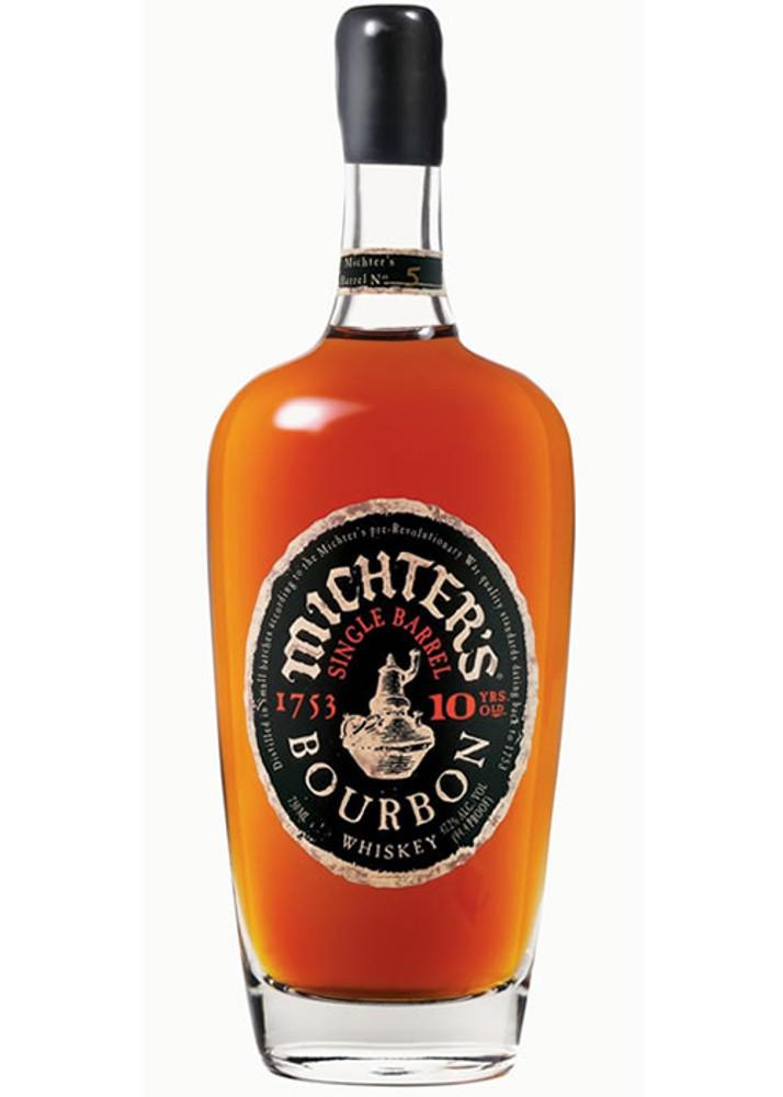 Michters 10 Year Single Barrel Bourbon